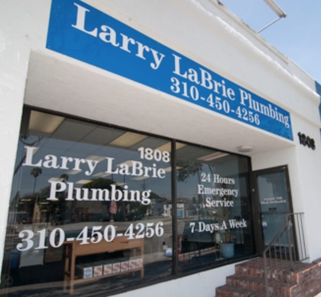 Larry LaBrie plumbing